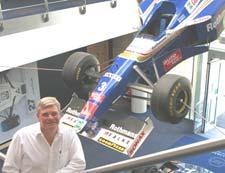 Brian studied Aeronautical Engineering BSc(Hons) at Kingston Polytechnic.