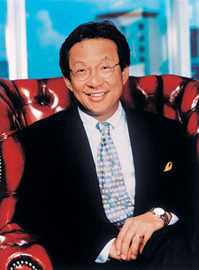 Tan Sri Francis Yeoh (Photo credit: YTL Corporation)