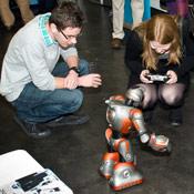 NXT Mindstorm Robots