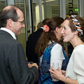 Civic reception 2011