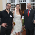 Greek alumni reception