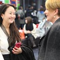 Korean alumni exhibition and reception