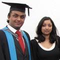 March 2012 graduation ceremony