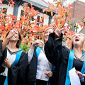 October/November 2011 graduation ceremony