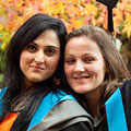 October/November 2011 graduation ceremony