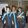Faculty of Arts and Social Science graduation, 19 January 2010 ceremonies