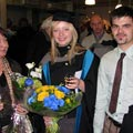 Faculty of Arts and Social Science graduation, 20 January 2010 ceremonies