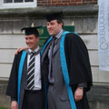 Faculty of Art, Design and Architecture graduation 31 March 2011