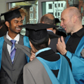 Science faculty graduation 2009
