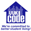 We are a member of UUK Code of Practice