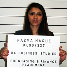 Nazma Haque
