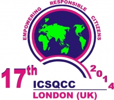 International Convention for Student Quality Circles 2014 logo