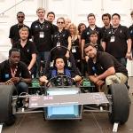 KU e-Racing shines at Silverstone