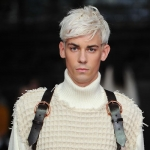 Collaboration with craftspeople weaves Welsh heritage into Kingston University student's MA Fashion menswear collection