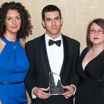 Kingston University's careers and employability team scoops top award for preparing students for world of work