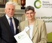 Kingston Business School secures prestigious Small Business Charter Award