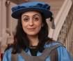 Former Culture Minister Hadia Tajik receives honorary degree from Kingston University recognising outstanding contribution to Norwegian politics
