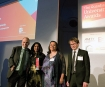 Kingston University wins HR diversity initiative category at the Guardian University Awards