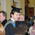 Graduation ceremonies on Thursday 23 January 2014