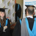 Graduation ceremonies, Wednesday 23 January 2013