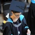 Graduation ceremonies, Monday 29 October 2012