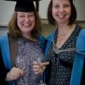 Graduation drinks receptions, Monday 29 October 2012