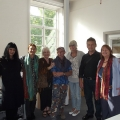 Class of 1973 Fashion - reunited in their original studio