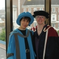 Wendy Perriam and Alison Baverstock, 2.00pm ceremony