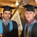 Monday 4 November 2013 graduation ceremonies