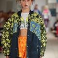 MA Fashion student Eppie Conrad's work Jedward!
