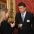 Moscow alumni reception 2013