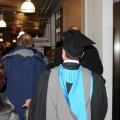 Graduation ceremonies, Tuesday 22 January 2013