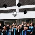 April 2013 graduation drinks reception