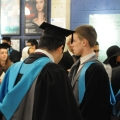 Graduation ceremonies, Thursday 24 January 2013