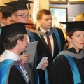 Friday 8 November 2013 graduation ceremonies