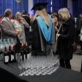 Graduation drinks receptions, Tuesday 30 October 2012