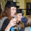 Graduation ceremonies on Thursday 23 January 2014
