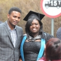 Graduation ceremonies on Friday 24 January 2014