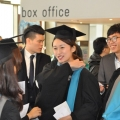 Tuesday 5 November 2013 graduation ceremonies
