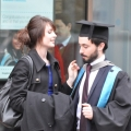 Graduation ceremonies on Wednesday 22 January 2014