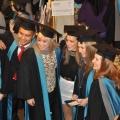 Tuesday 5 November 2013 graduation ceremonies