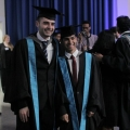Graduation drinks receptions, Wednesday 31 October 2012