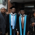 Wednesday 6 November 2013 graduation ceremonies