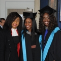 Graduation ceremonies on Tuesday 21 January 2014
