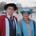 Tim Ewers and Jane Manning OBE, 10.30am ceremony