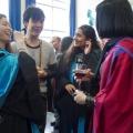 Graduation drinks receptions, Thursday 1 November 2012