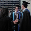 Graduation drinks receptions, Wednesday 31 October 2012