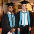 Thursday 7 November 2013 graduation ceremonies