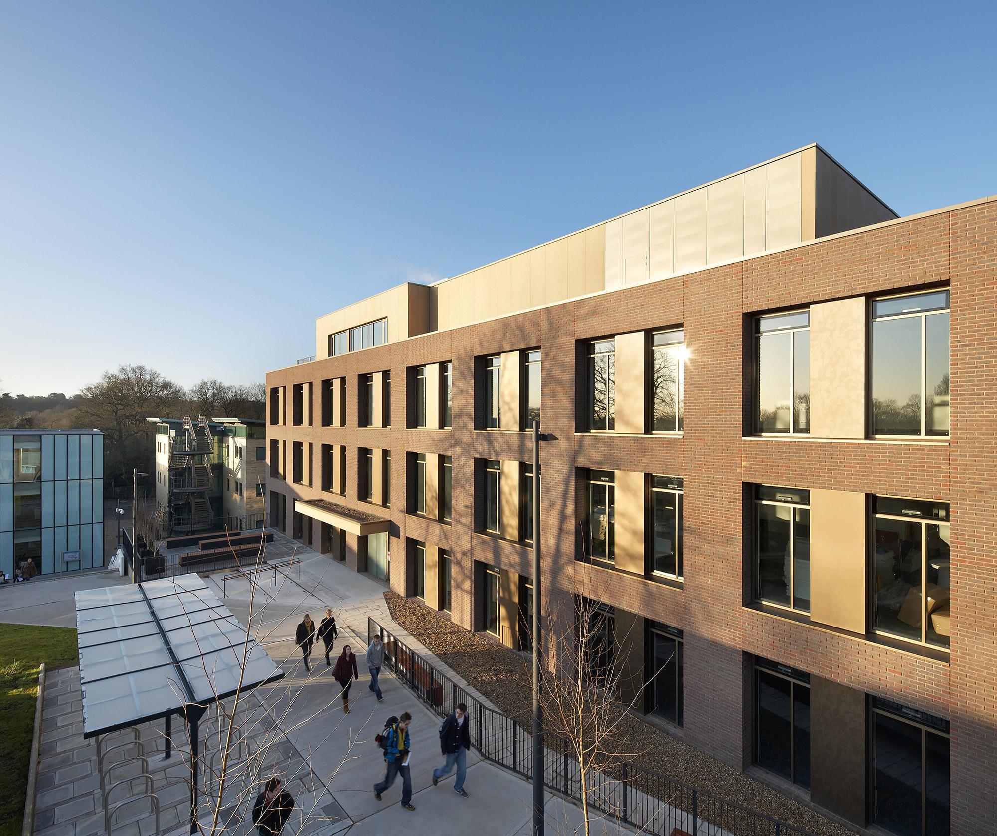 Business School Building