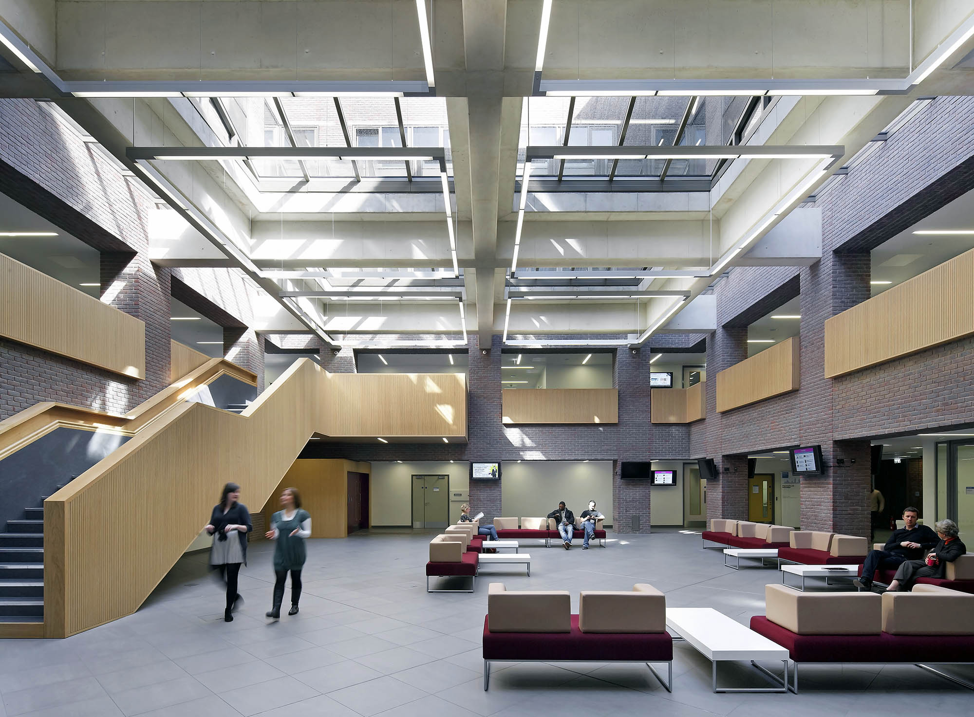 Business School Building Kingston Hill Virtual Tour